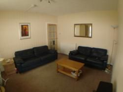 Thumbnail 2 bed flat to rent in Powis Crescent, Aberdeen