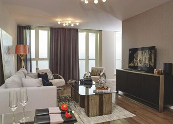 Thumbnail 2 bedroom flat for sale in Geoff Cade Way, Bow, London