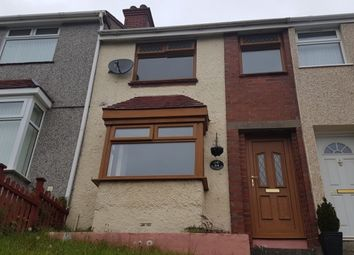 Thumbnail 2 bedroom terraced house to rent in Slate Street, Morriston