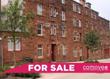 Thumbnail 1 bedroom flat for sale in Maxwell Street, Port Glasgow
