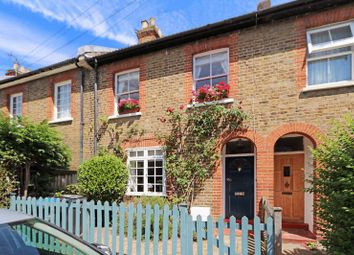 Thumbnail 2 bed terraced house for sale in King Charles Crescent, Surbiton