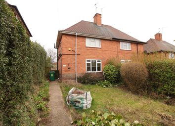 Thumbnail 3 bed semi-detached house to rent in Cardale Road, Nottingham