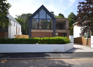 Thumbnail 4 bed detached house for sale in Lakeside Road, Branksome Park, Poole, Dorset
