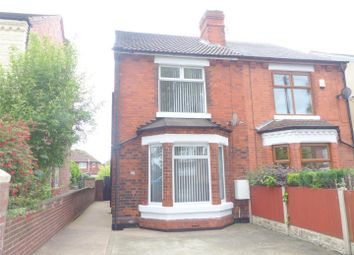 Thumbnail 3 bedroom semi-detached house to rent in Southwell Road West, Mansfield