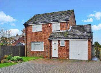 Thumbnail 3 bedroom detached house to rent in Coppers, Worlds End, Beedon