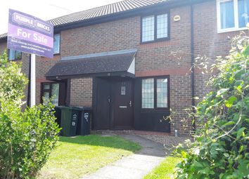 Thumbnail 2 bedroom terraced house for sale in Morgan Drive, Greenhithe