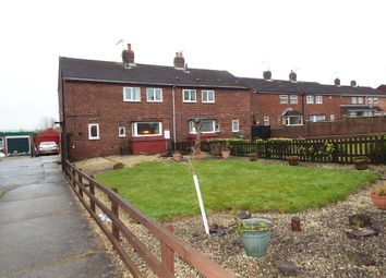 Thumbnail 3 bed semi-detached house for sale in Rogers Avenue, Creswell, .Worksop