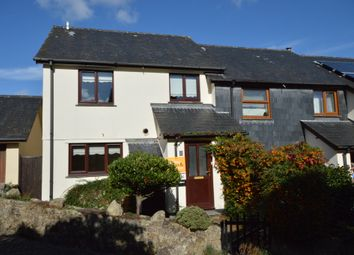 Thumbnail 3 bedroom end terrace house for sale in Shelly Court, South Zeal, Okehampton
