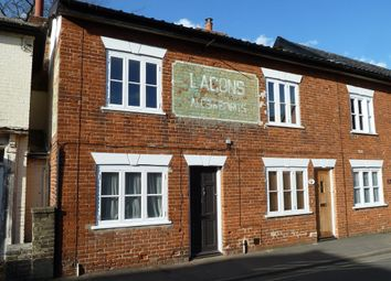 Thumbnail 2 bed terraced house to rent in Church Street, Eye, Suffolk