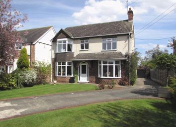 Thumbnail 5 bed detached house for sale in Tee Lane, Burton Upon Stather, Scunthorpe