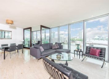 Thumbnail 3 bedroom flat for sale in The Tower, St. George Wharf, Vauxhall