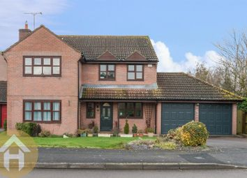 Thumbnail 5 bed detached house for sale in Saltspring Drive, Royal Wootton Bassett, Swindon