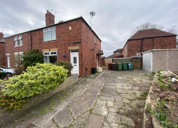 Thumbnail 2 bed semi-detached house for sale in Taylor Grove, Methley, Leeds