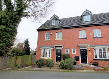 Thumbnail 4 bedroom semi-detached house for sale in Waterside View, Droylsden, Manchester