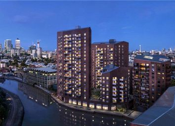 Thumbnail Studio for sale in Three Waters, Bow Creek, London