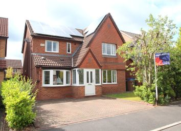 Thumbnail 4 bedroom detached house for sale in Claymere Avenue, Norden, Rochdale, Greater Manchester