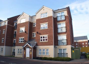 Thumbnail 2 bedroom flat to rent in Edward House, Albert Court, Sunderland