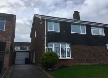 Thumbnail 3 bed property to rent in St. Annes Road, Lichfield
