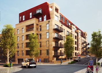 Thumbnail 3 bedroom flat for sale in Trinity Walk, Woolwhich