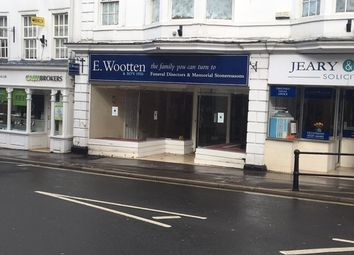 Market Place, Chippenham SN15. Retail premises to let