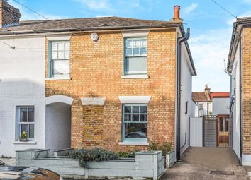 Thumbnail 2 bedroom end terrace house for sale in Westfield Road, Surbiton