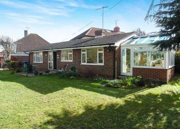 Thumbnail 2 bed detached bungalow for sale in Monks Avenue, Lancing