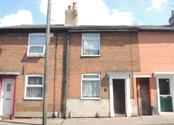 Thumbnail 2 bed cottage for sale in Brook Street, Colchester