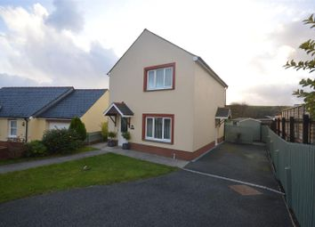 Thumbnail 2 bedroom detached house for sale in Maes Yr Yrfa, Crymych