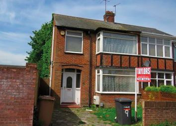 Thumbnail 3 bed semi-detached house for sale in 9 Letchworth Road, Luton, Bedfordshire