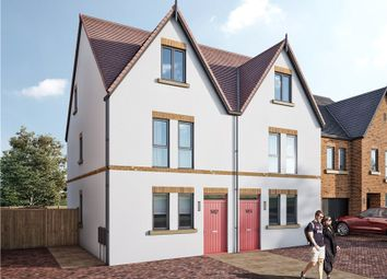 3 bed semi-detached house for sale in Station Road, Delamere, Northwich CW8