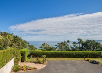 Thumbnail 3 bedroom flat for sale in Marine Mount Ilsham Marine Drive, Torquay