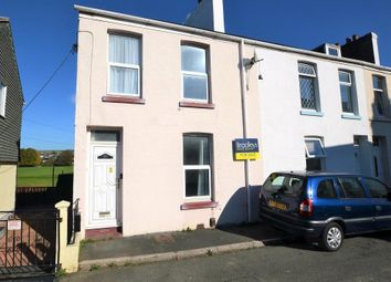 Thumbnail 2 bed end terrace house for sale in Brookingfield Close, Plymouth, Devon