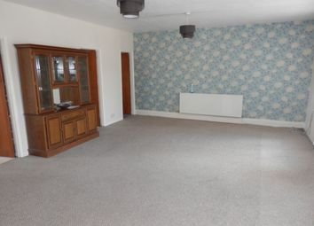 Thumbnail 3 bed flat to rent in Commercial Road, Talywain, Pontypool