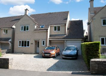 Thumbnail 5 bed detached house for sale in Woodside, Quenington, Cirencester
