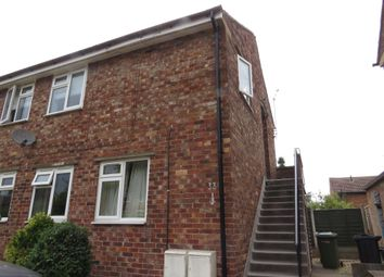 Thumbnail 1 bed flat for sale in Manor Road, Cuddington, Northwich