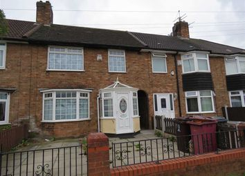 Thumbnail 3 bed terraced house to rent in Princess Drive, Liverpool