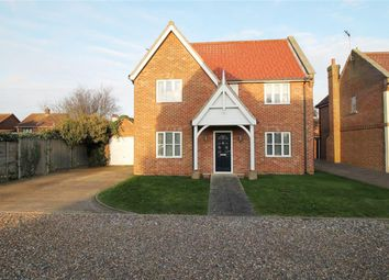 Thumbnail 4 bed detached house for sale in Prospect Close, Freethorpe, Norwich