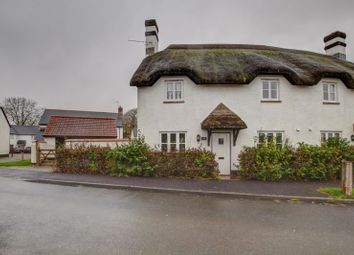Thumbnail 3 bed terraced house for sale in Eastwick Barton, Nomansland, Tiverton