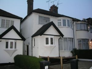 Thumbnail 2 bed flat to rent in Highcroft Gardens, Golders Green