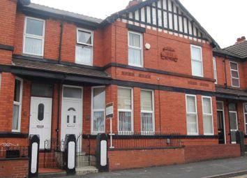 Thumbnail 4 bedroom terraced house for sale in Grange Road West, Prenton