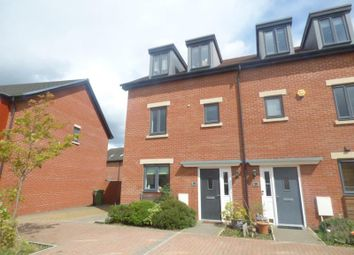 Thumbnail 4 bed town house to rent in Sapphire Way, Brockworth, Gloucester