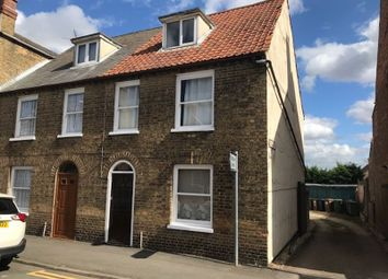 Thumbnail 3 bed end terrace house for sale in High Street, Chatteris, Cambridgeshire.