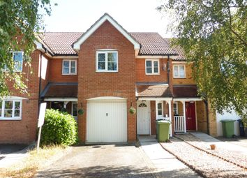 Thumbnail 3 bed terraced house for sale in Helsinki Way, Toftwood, Dereham
