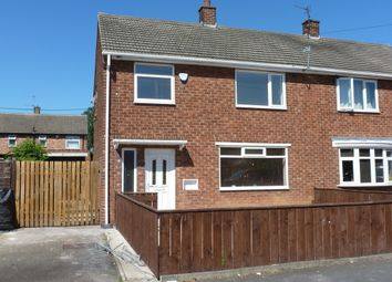 Thumbnail 3 bed end terrace house to rent in Delaval Road, Billingham