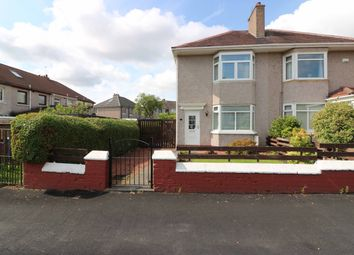 Thumbnail 2 bed semi-detached house for sale in Springhill Gardens, Garrowhill