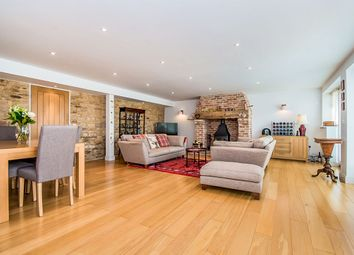 Thumbnail 4 bedroom barn conversion for sale in Manor Farm Court, Haddon, Peterborough