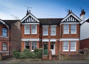 Thumbnail 4 bed semi-detached house for sale in Blandford Road, St.Albans