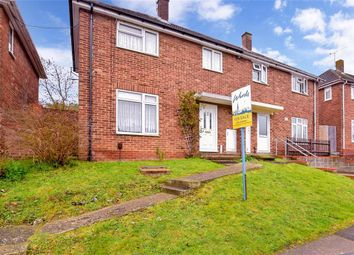 2 bed semi-detached house for sale in The Tideway, Rochester, Kent ME1