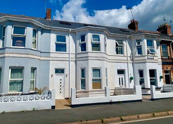 Thumbnail 2 bed flat to rent in Victoria Road, Exmouth, Devon