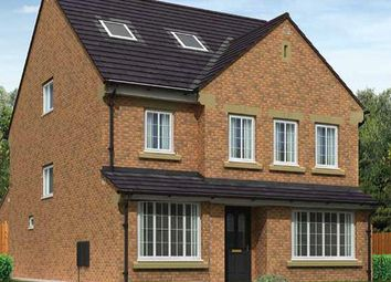 Thumbnail 4 bedroom detached house for sale in The Whiteside Plot 45, West Avenue, Parkview, Barrow-In-Furness